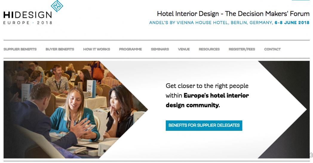 Website Copywriting HI Design