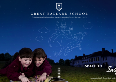 Website Copy for Great Ballard School