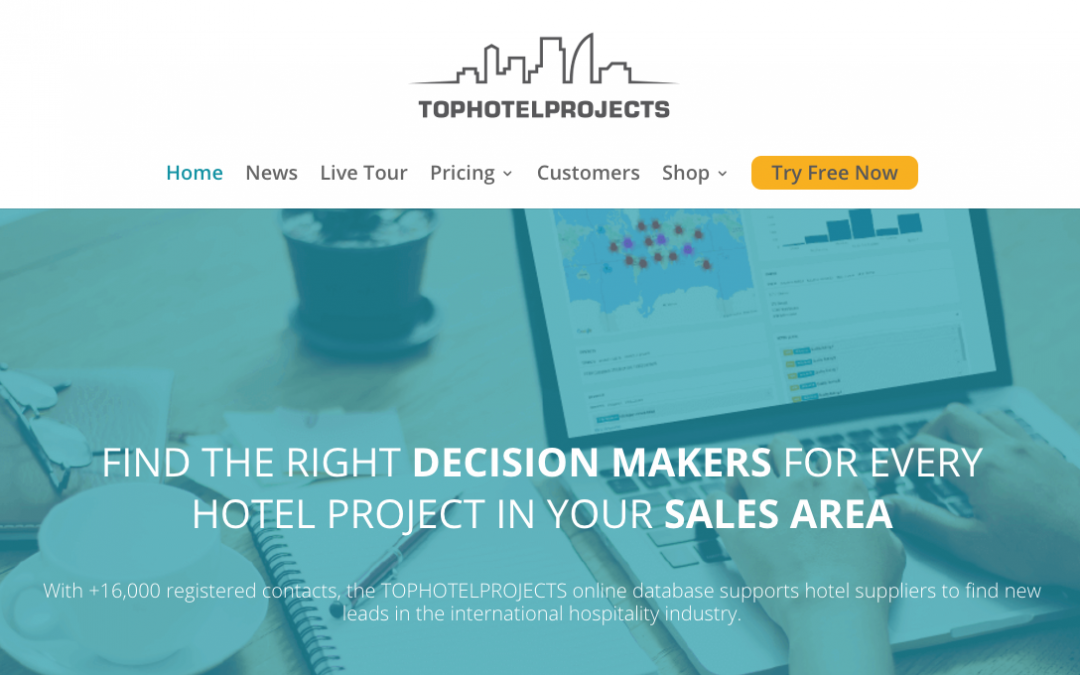 Top Hotel Projects