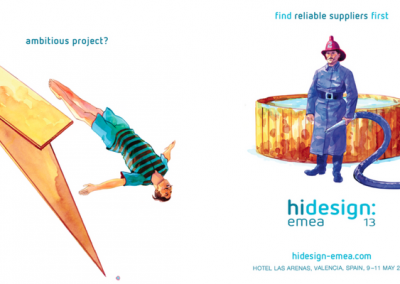 HI Design Advert
